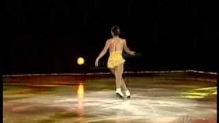 Kimmie Meissner - 2008 Family Tribute on Ice - Yellow (Coldplay)