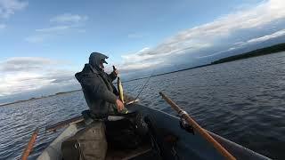 Ловля хищной рыбы на волжском мелководье