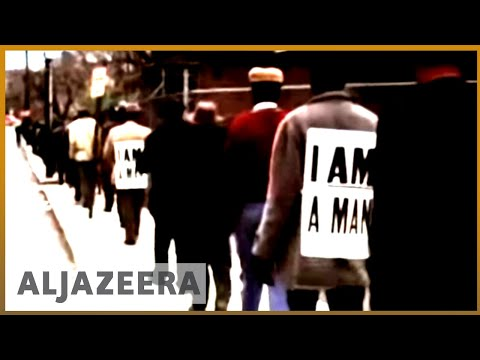 🇺🇸 Memphis marks Martin Luther King's assassination | Al Jazeera English