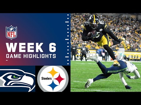 Pittsburgh Steelers vs Seattle Seahawks</a> 2021-10-18