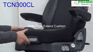 SLIDE TYPE EXTEND CUSHION FEATURE