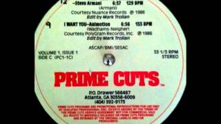 I Want You (Prime Cuts) - Animotion