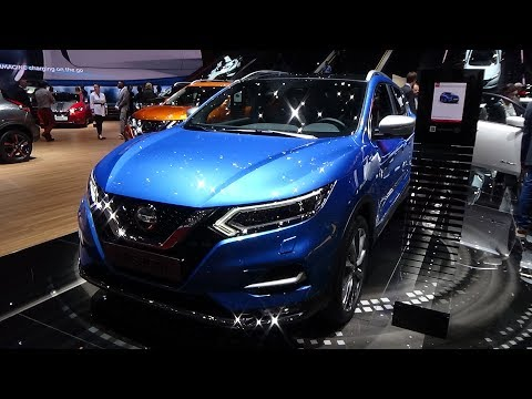 Nissan  Qashqai Паркетник класса J - рекламное видео 5