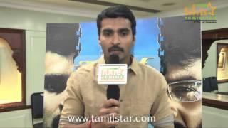 Nandha at Athithi Movie Team Interview
