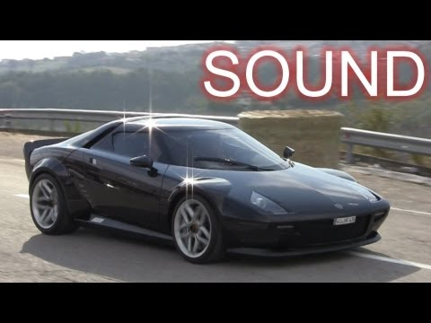 New Lancia Stratos Sound Video!