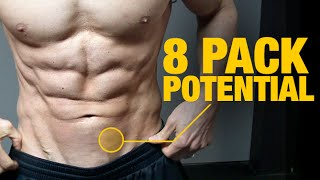 8 Pack vs 6 Pack Abs (THE HARD CORE TRUTH!)
