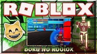 boku no roblox auto farm gym - TH-Clip