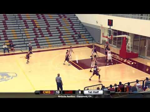 CMS Men's Basketball Videos - Claremont Mudd Scripps