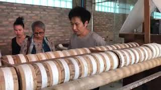 アジア6カ国共同繊維博物館から出展依頼