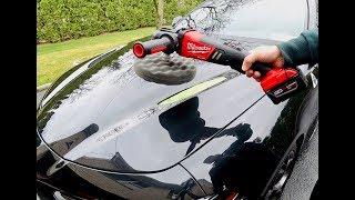Milwaukee M18 Fuel Cordless Polisher | This Tool Rocks!