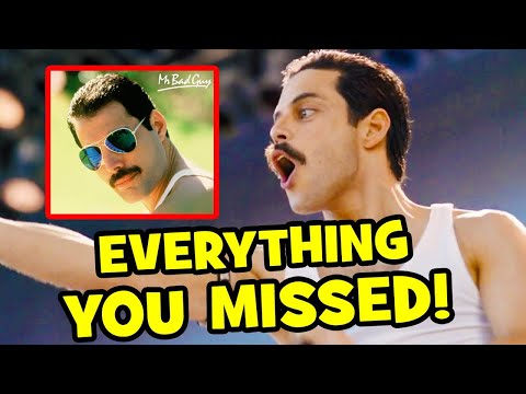 CRAZY LITTLE THINGS You Missed in Bohemian Rhapsody!