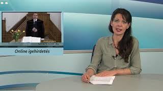 Szentendre Ma / TV Szentendre / 2020.11.24.
