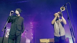 twenty one pilots - Fall Away (feat. Dr. Blum of MisterWives) [Live]