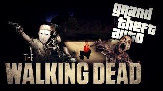 ХОДЯЧИЕ МЕРТВЕЦЫ В ГТА / ОБЗОР МОДА GTA SAN ANDREAS: The Walking Dead