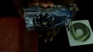 VGA Card Nvidia Geforce EffoxPro GT630 2GB 128Bit HDMI