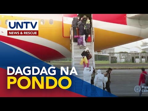 [UNTV]  P5-B dagdag pondo para sa mga OFW, aprubado na ng Pangulo