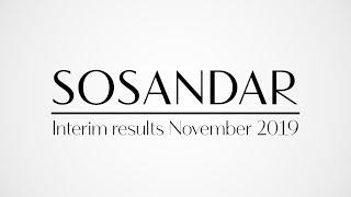 sosandar-sos-h1-results-november-2019-27-11-2019
