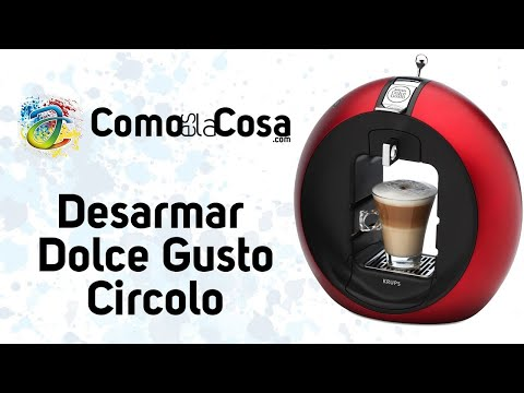comment demonter dolce gusto krups la r ponse est sur. Black Bedroom Furniture Sets. Home Design Ideas