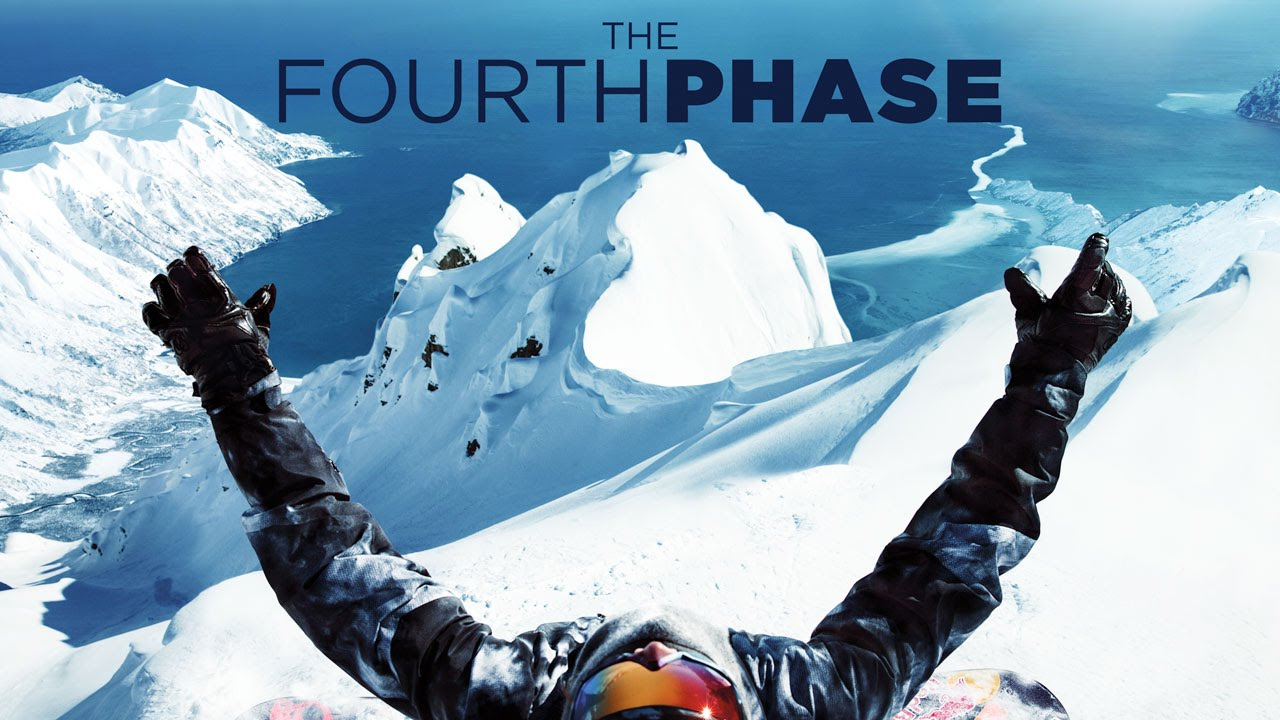 The Fourth Phase Pairs Red Bull With The World's Wildest Snowboarders