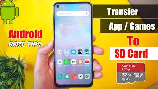 How to Move All Apps & Games to SD Card | Working All Android Smartphone