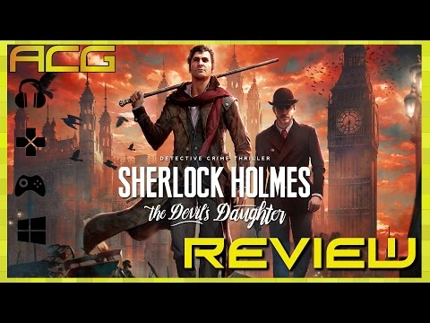 "Sherlock Holmes: The Devil's Daughter Review ""Buy, Wait for Sale, Rent, Never Touch?"" - YouTube video thumbnail"
