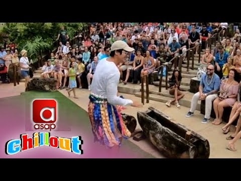 Piolo Pascual tries to do the Haka | ASAP Chillout