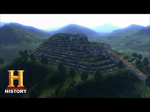 The Oldest Pyramid on Earth Holds Fascinating Secrets
