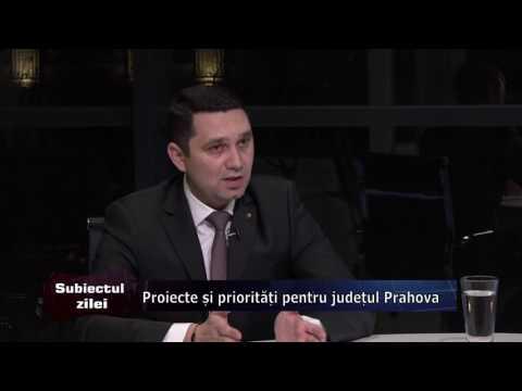 Emisiunea Subiectul zilei – 18 ianuarie 2017 – Invitat, Bogdan Toader