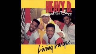 Heavy D & The Boyz - Mr Big Stuff (EXCELLENT SOUND QUALITY)