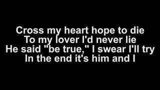 G Eazy & Halsey   Him & I (Lyrics)