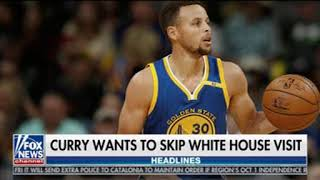 Fox Reported on Steph Curry 20 Minutes Before Trump Rescinded Invitation