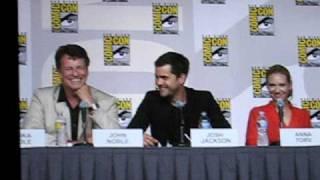 Fringe Comic Con Panel 2009 Part 1
