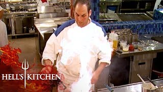 """You Can't Win So You Try To Set The Place On Fire?"" 