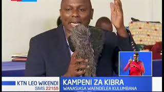 Kampeni za Kibra: Baadhi ya wabunge wa Jubilee wataka Imran kutolewa katika kinyang'anyiro cha Kibra