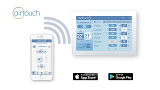 Control your Air Conditioning with your Smartphone