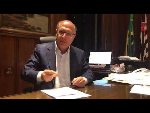 Alckmin autoriza contratação de 2.108 professores