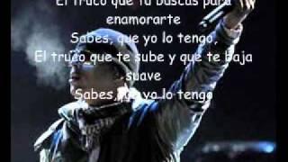 Daddy Yankee - El Truco (Letra)