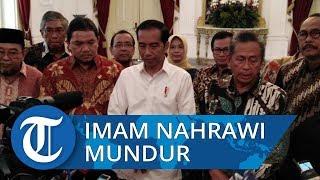 Presiden Joko Widodo Terima Surat Pengunduran Diri Imam Nahrawi