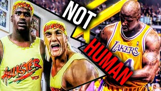 7 Stories That Prove Shaquille O'Neal WAS NOT HUMAN!
