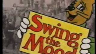 "JIVE BUNNY - SWING THE MOOD "" THE REMIX """