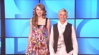 Memorable Monologue: CoverGirl Tips with Taylor Swift