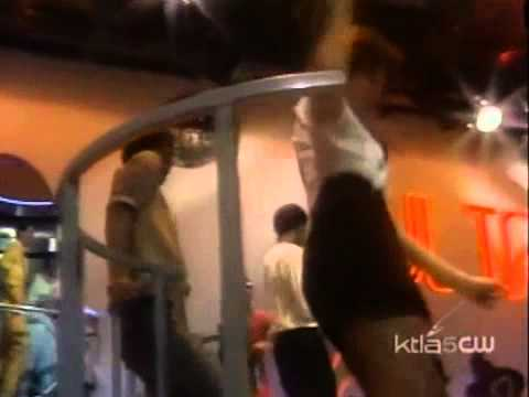 Soul Train Dancers 1980 (Earth, Wind & Fire - Let Me Talk)
