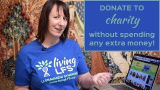 Donate To Charity Without Spending Any Extra Money