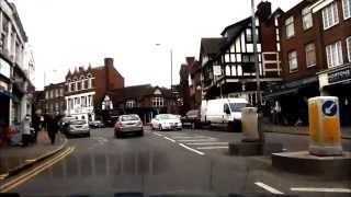 preview picture of video 'Beckenham High Street.'