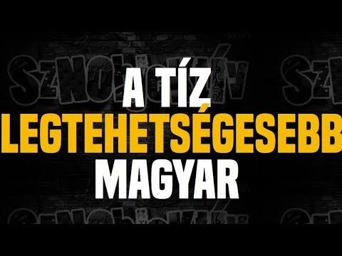 A tíz legtehetségesebb magyar - Sznobjektív [#37] letöltés