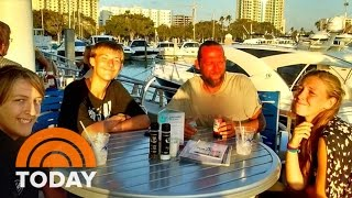 Body Found In Search For Missing Dad, Teens In Florida | TODAY