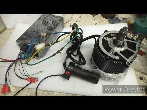 BLDC Motors 1000W
