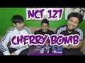 NCT 127 - CHERRY BOMB MV REACTION (FUNNY FANBOYS)