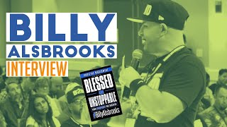 Dr Billy Alsbrooks Blessed and Unstoppable Zoom Interview
