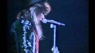 Cinderella Night Songs Live 05 04 87